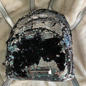 Kendall + Kyle Sequin Mini Backpack